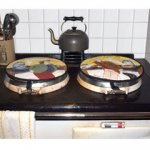 Oblong and Round Hob Covers
