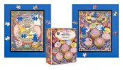 Cup Cakes Jigsaw Puzzles - 2 x 100 pieces Puzzles