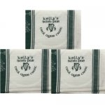 Kelly's Irish Pub Tea Towels - Personalised