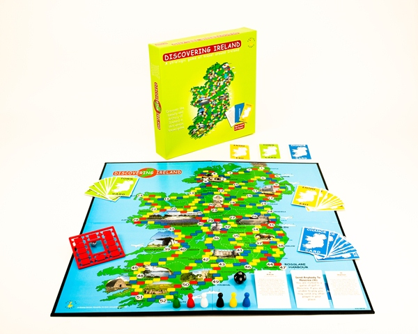 Discovering Ireland Board Game - Click Image to Close